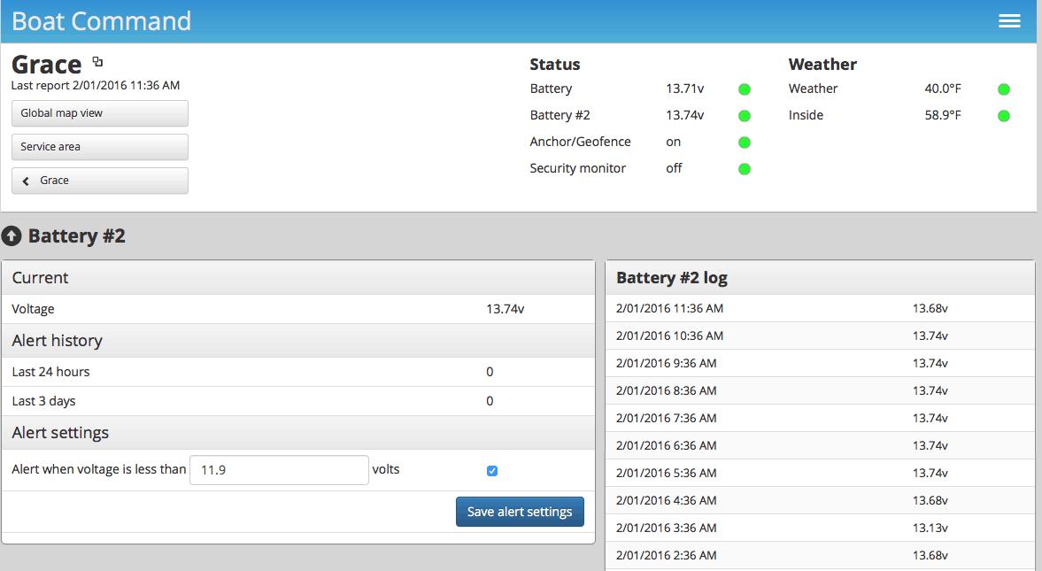bc battery details