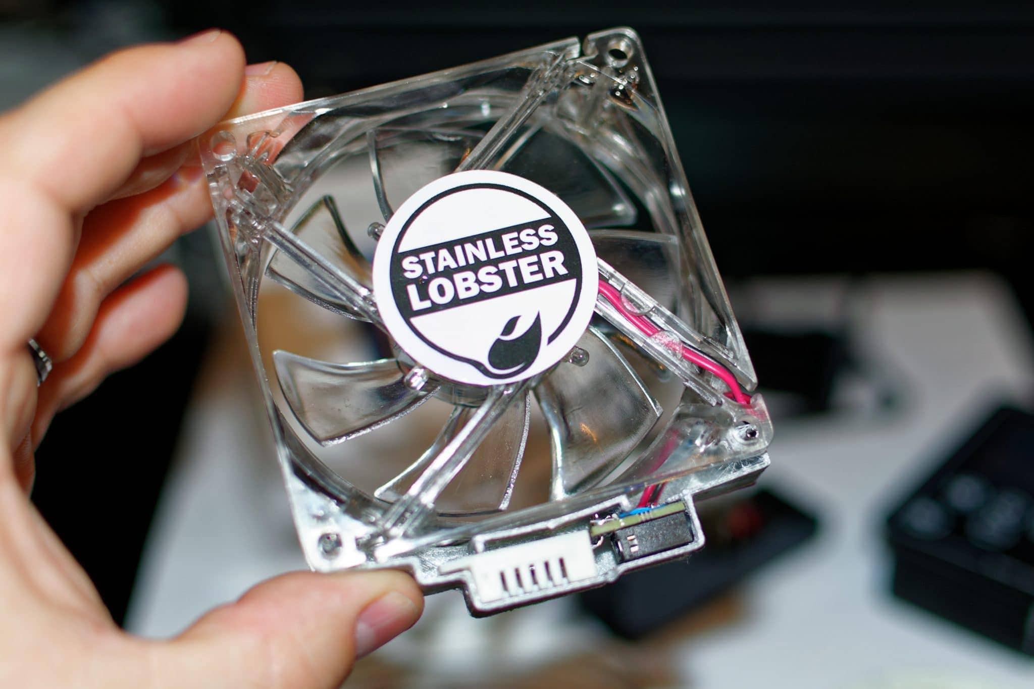 Fridge Optimizer Fan