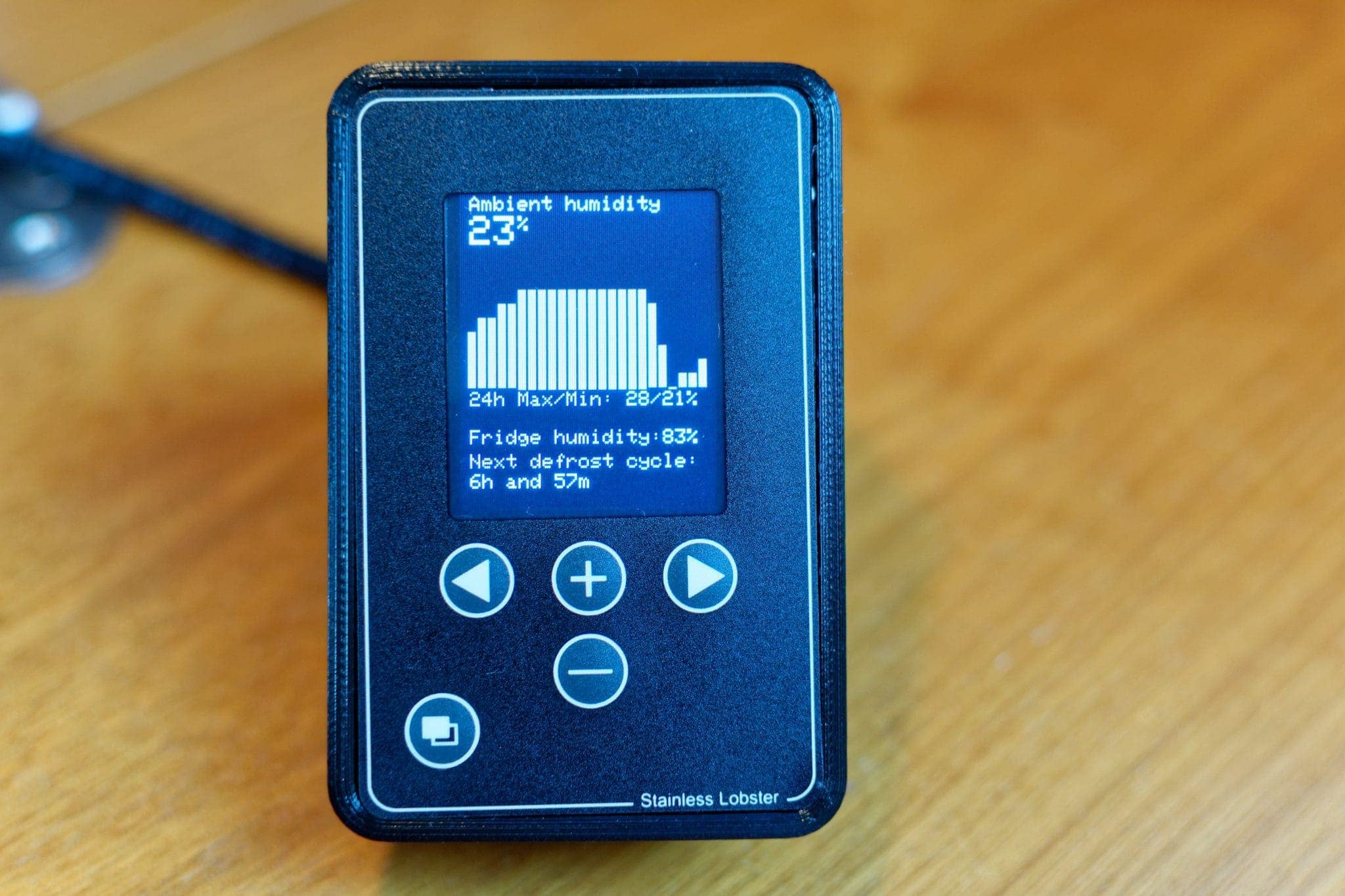 Fridge Optimizer Control Unit Humidity