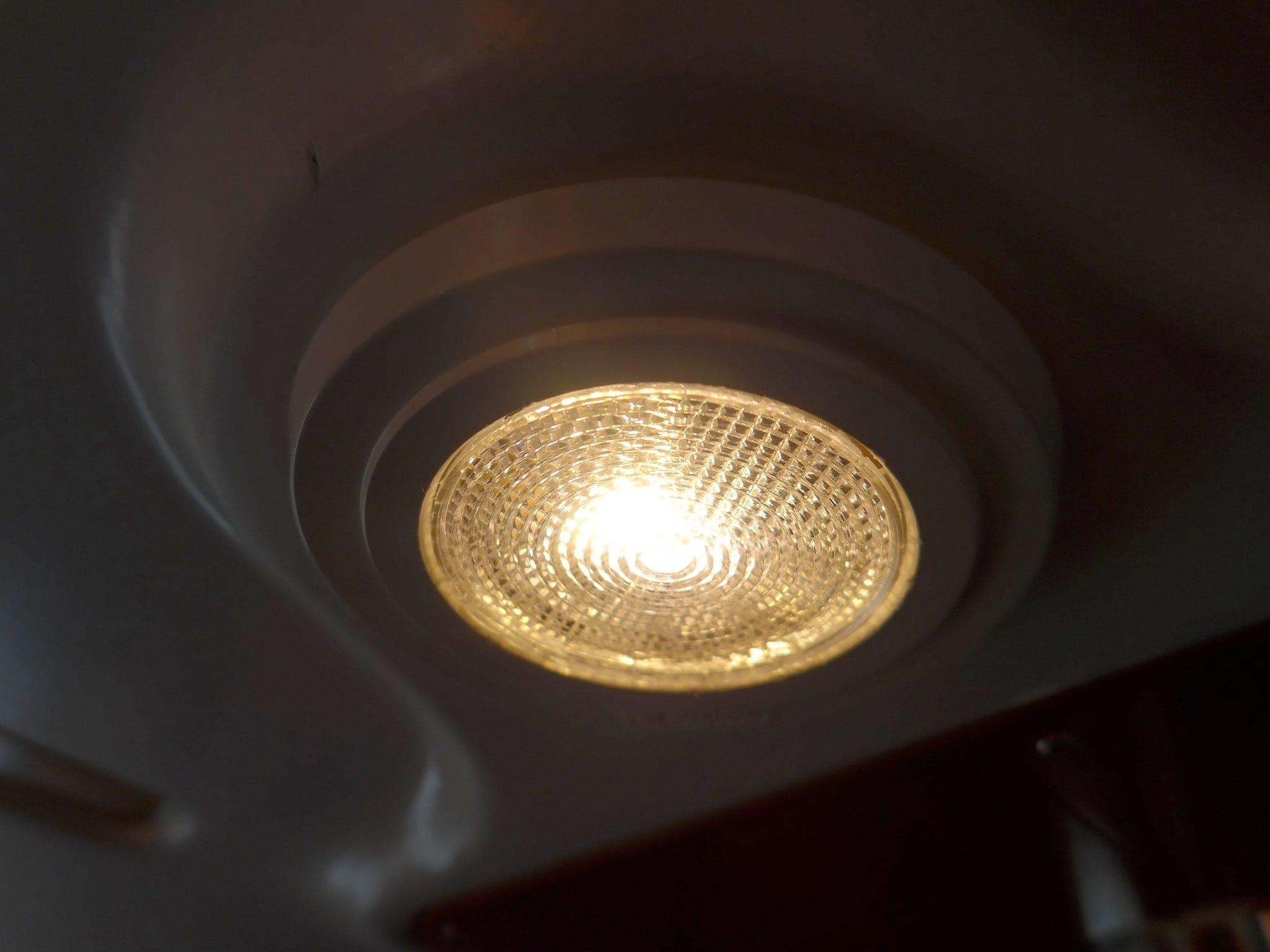 Aqua Signal light with CREE LED super close