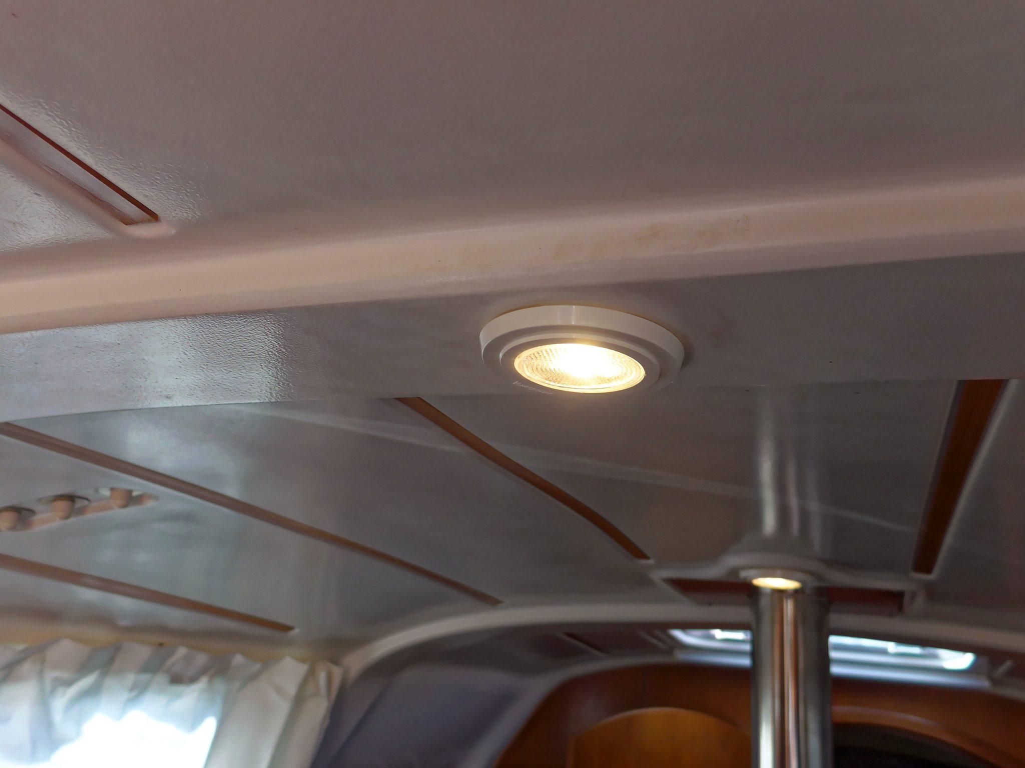Aqua Signal light with CREE LED two lights