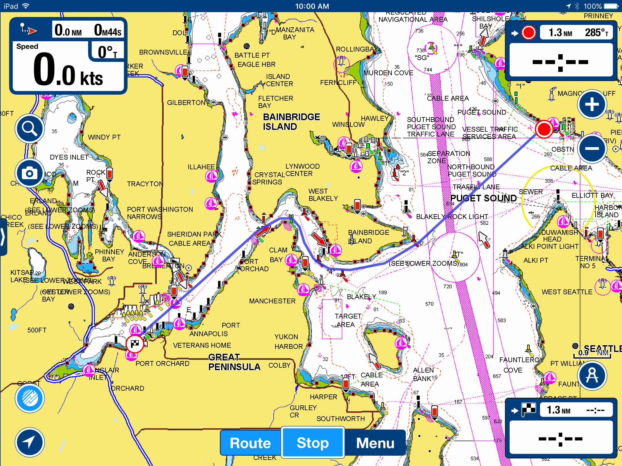 Surface Pro 4 is a great boat computer