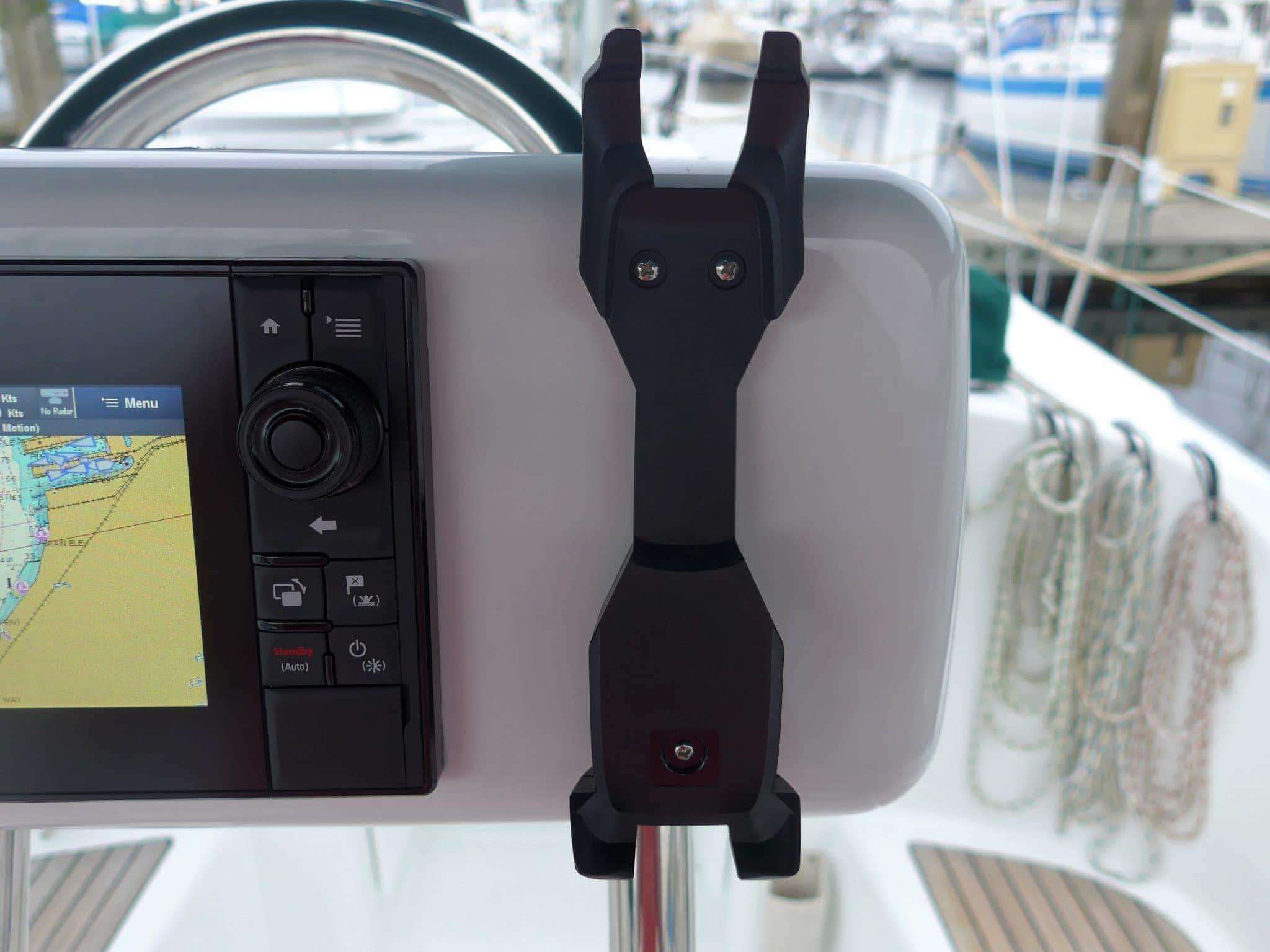 B&G H50 wireless vhf handset charging base