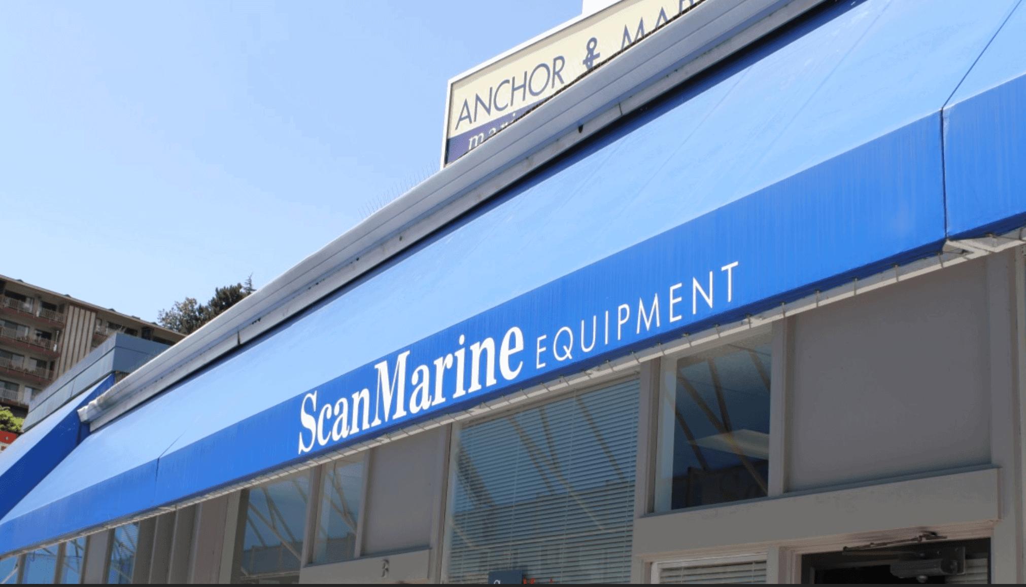 Scan Marine storefront