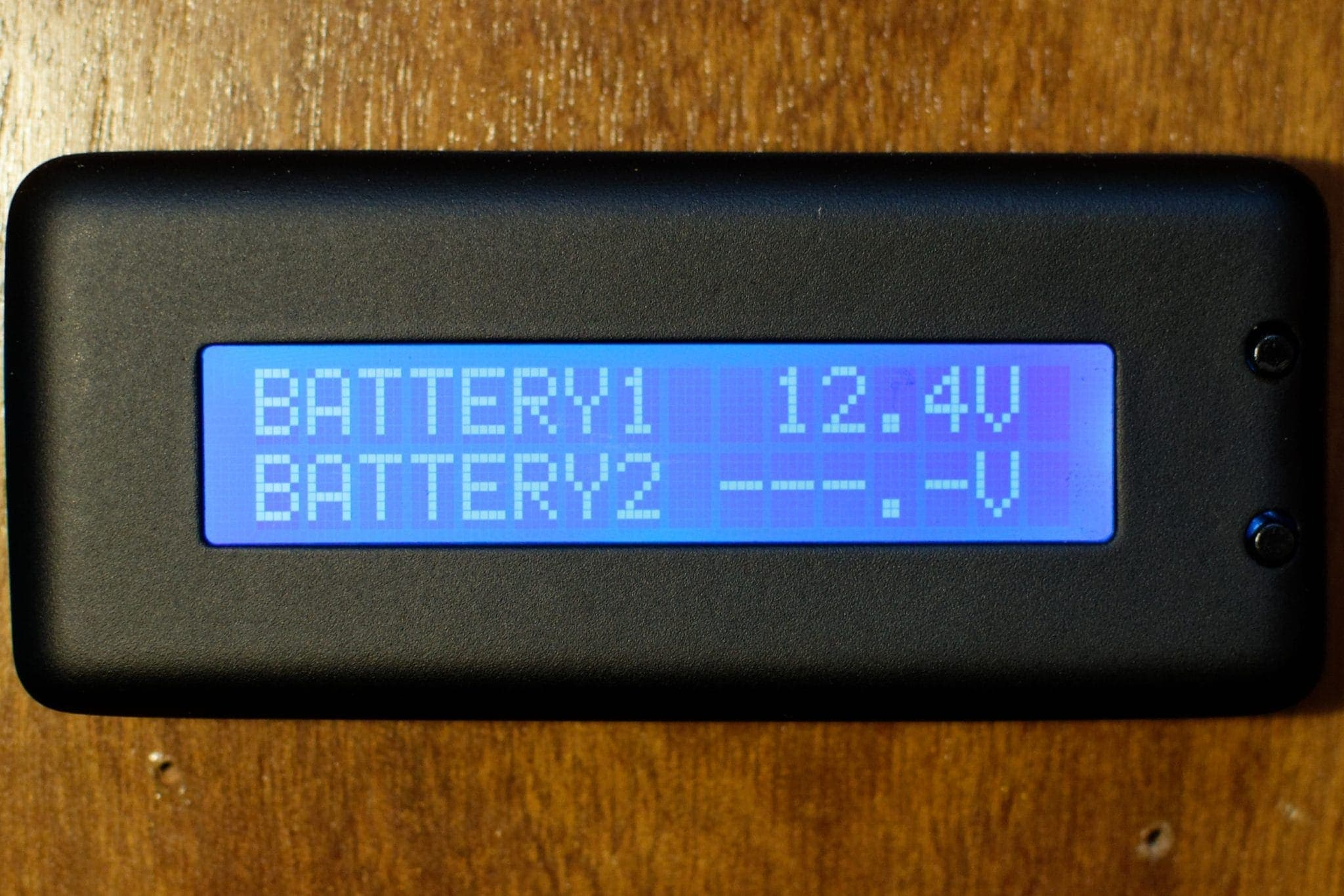 Battery page