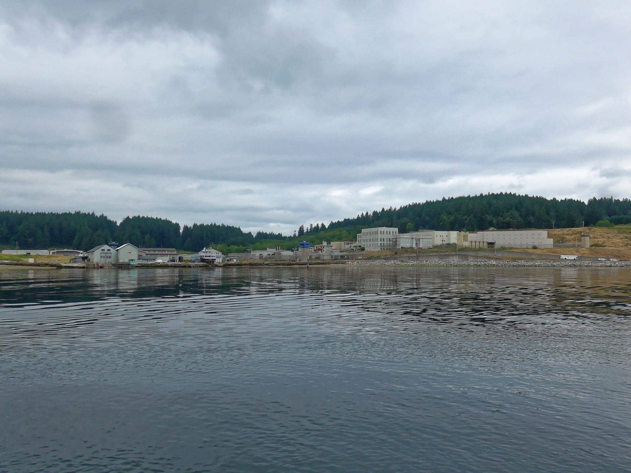 McNeil Island prison