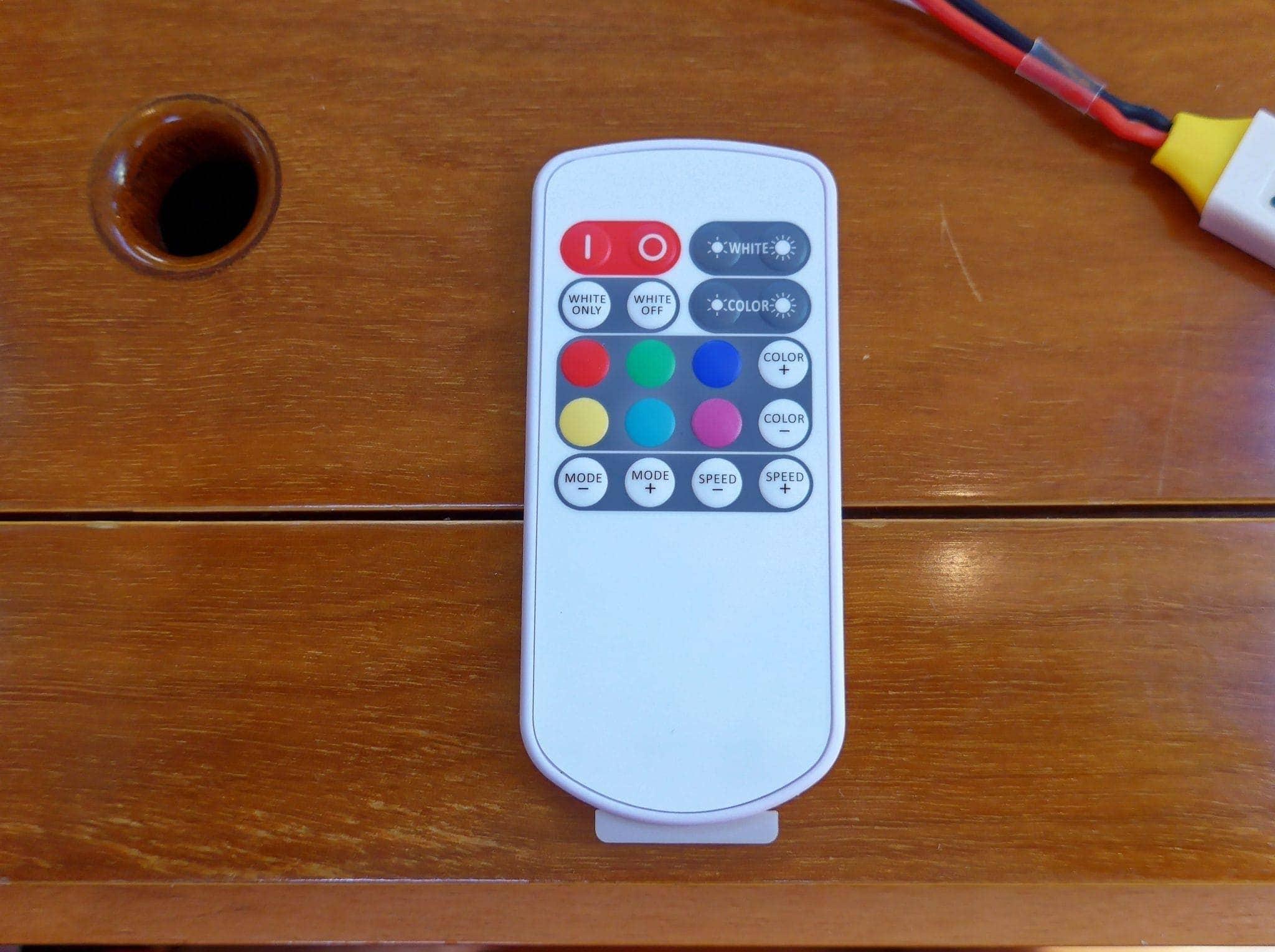 Controller remote