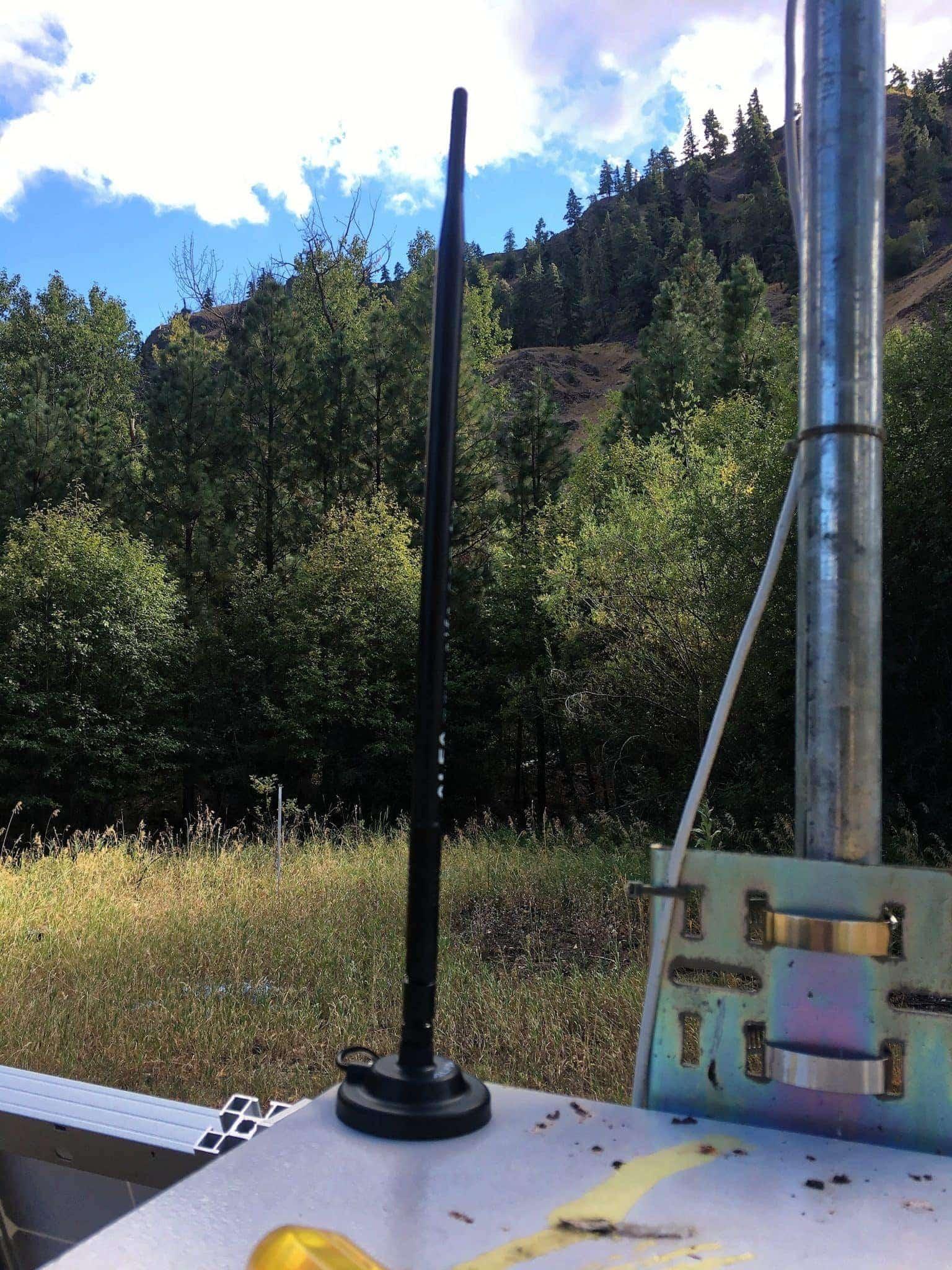 Alfa 9dBi antenna