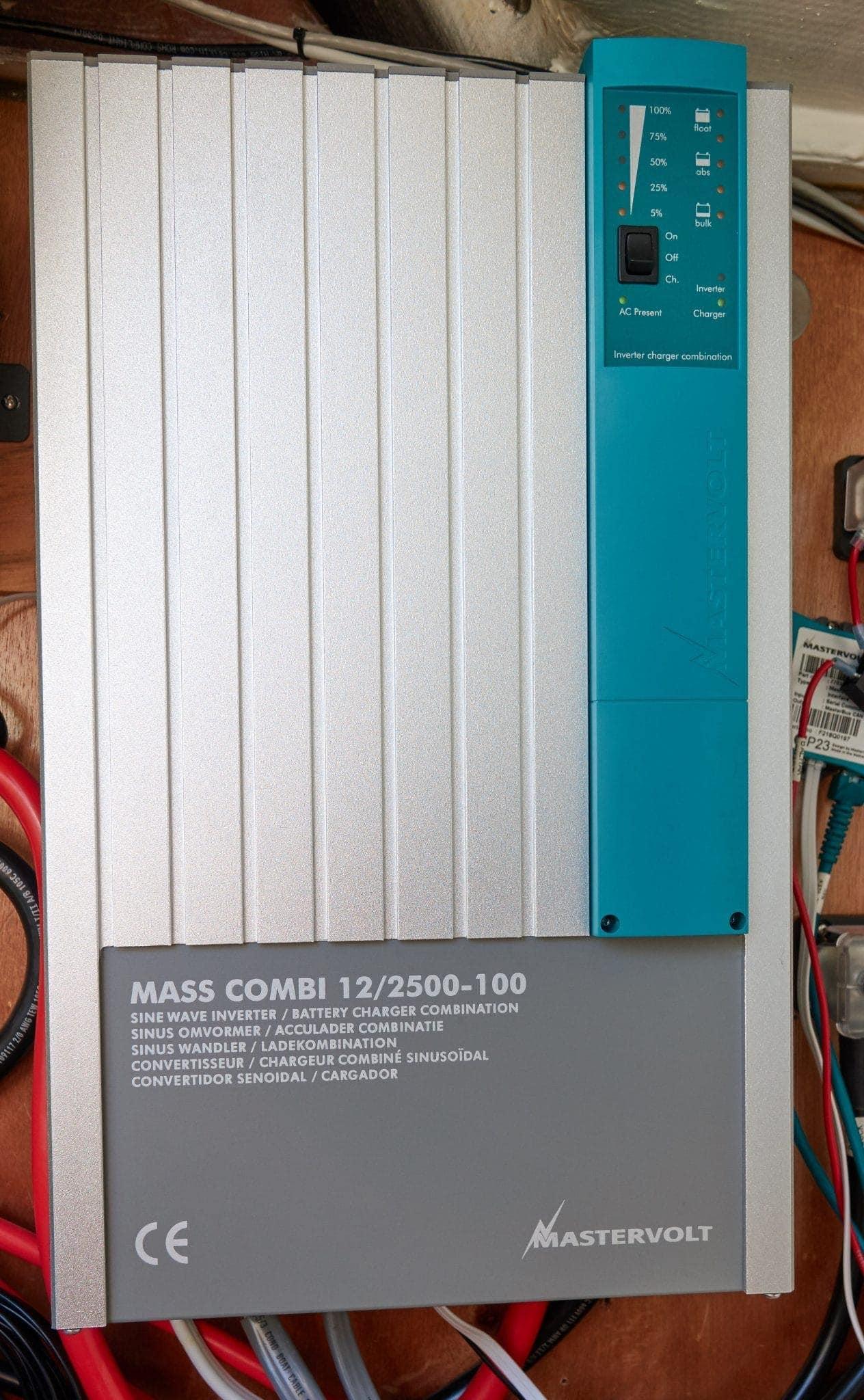 MasterVolt Mass Combi inverter