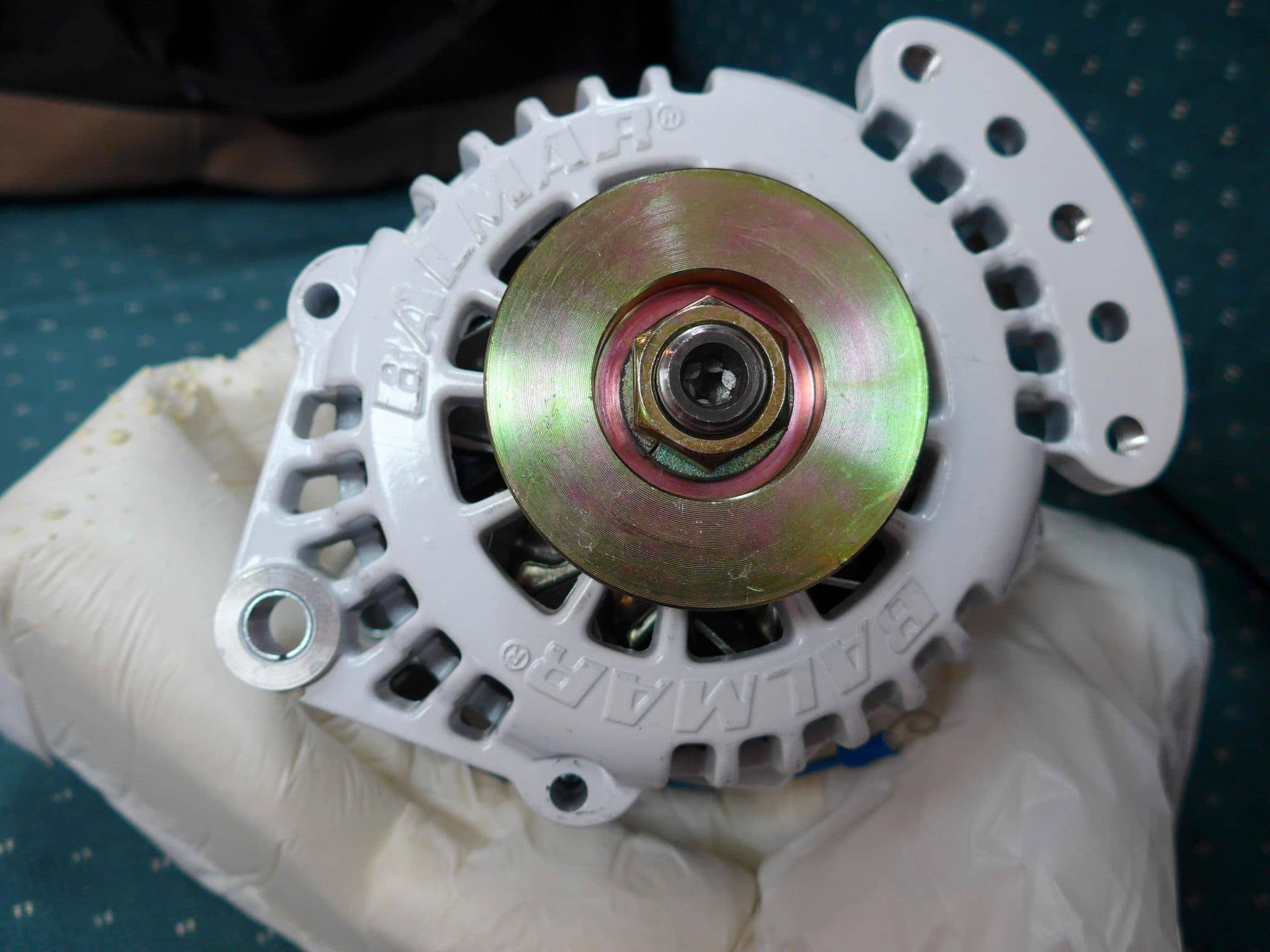 New alternator