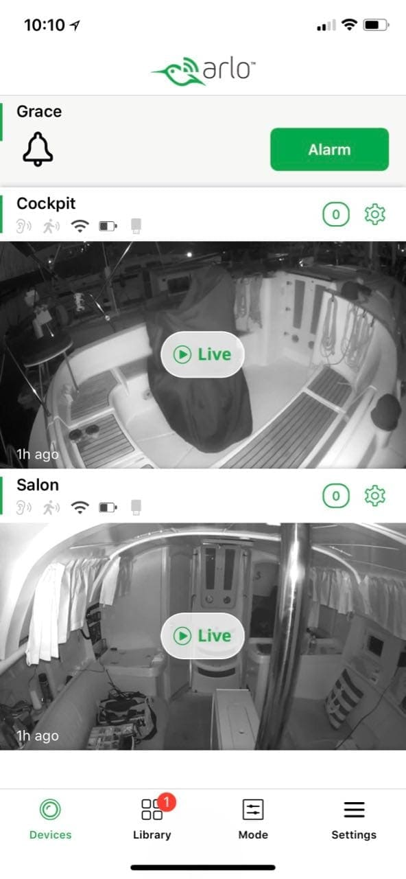 Arlo-on-sailboat-mobile-app