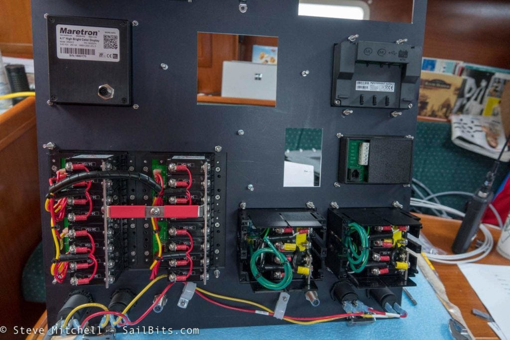 Panel Back Components Installed Prewiring - Wiring Diagram Filter