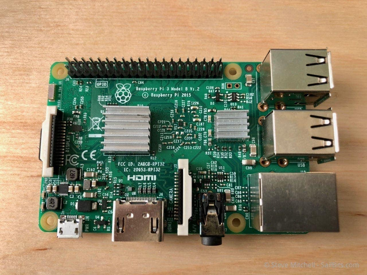 Using an Intel NUC as a powerful boat server