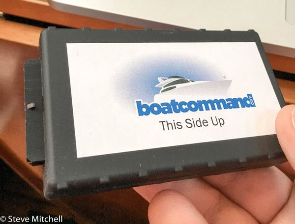 Boat Command initial install and review