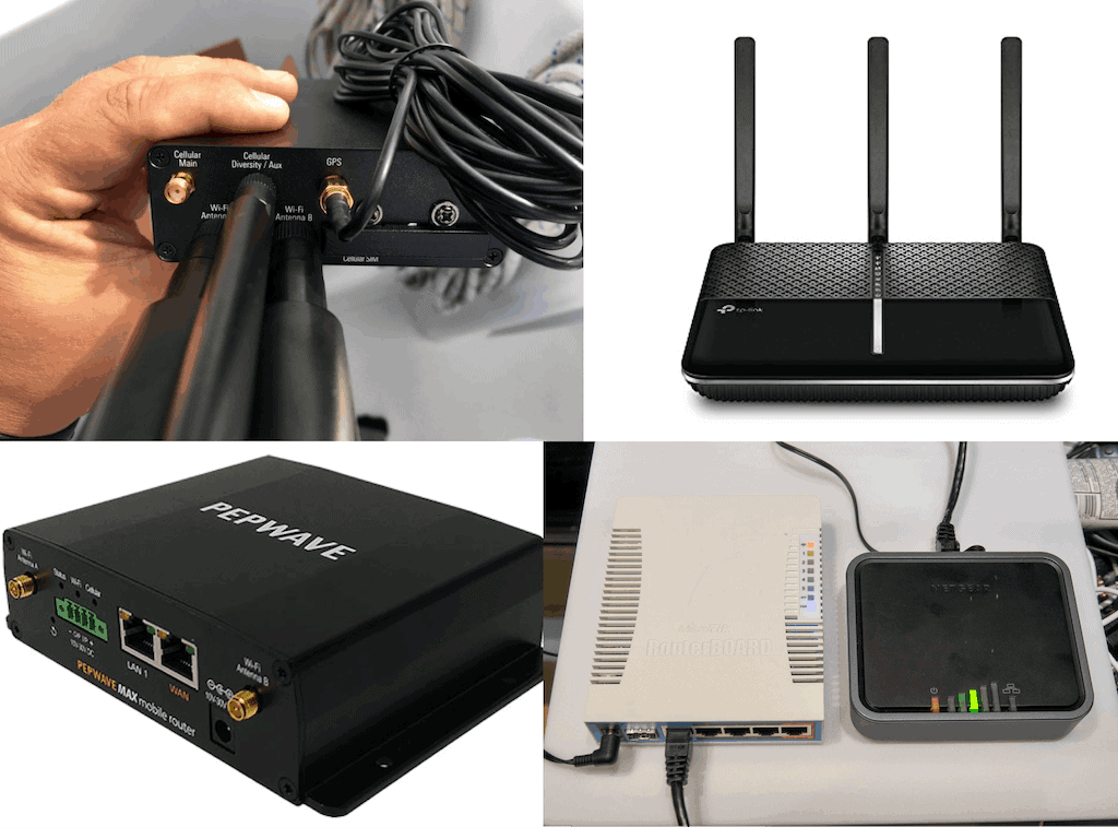 Best boat Internet systems